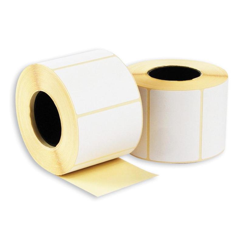 Самоклеящаяся универсальная бумага для этикеток a4 4 шт