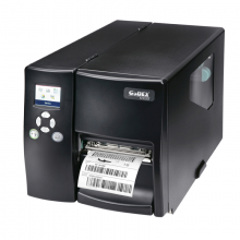 GODEX EZ-2350i, промышленный принтер, 300 dpi, и/ф RS232/USB/TCPIP+USB HOST (011-23iF02-000)