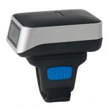 Беспроводной сканер штрих-кода на палец GlobalPOS GP-1901B, 2D