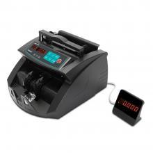 Мультивалютный счетчик банкнот Mertech  C-3000  чёрный
