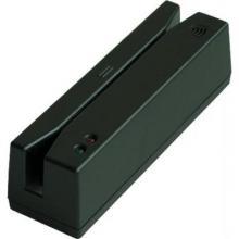 Ридер магнитных карт АТОЛ MSR-1272 на 1-2-3 дорожки, USB, черный