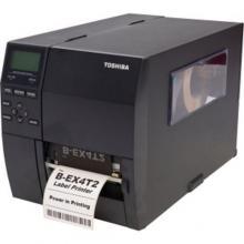 Термотрансферный принтер Toshiba B-EX4T2, 300 dpi, USB, LAN (B-EX4T2-TS12-QM-R)