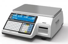 Торговые весы CAS CL3000-30B (TCP/IP)