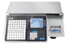 Торговые весы CAS CL3000J-30B TCP-IP
