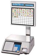 Торговые весы CAS CL5000J-30IS (TCP/IP)