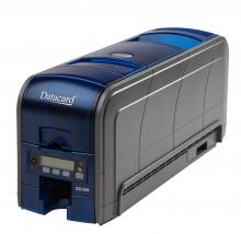 Принтер пластиковых карт Datacard SD360, Двусторонний, USB, Ethernet, ISO Magnetic Stripe, SCM Loosely Coupled, Dual Contact/Contactless Reader, Combo(GEMPC/PCPROX, ISO 7816 & ISO 14443 (506339-019)