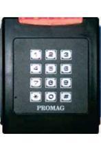 DF750KSK, Считыватель DESFire/Mifare повышенной дальности, с клавиатурой, стартовый набор