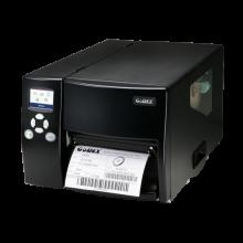 Godex EZ-6350i, промышленное ус-во термо-трансферной печати этикеток, 300 dpi (011-63iF12-000)