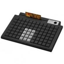 Программируемая клавиатура KB847AD, 84 клавиши, MSR, (KW)