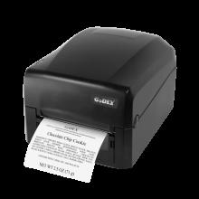 GODEX GE300UES, термотрансферный принтер этикеток, 203 dpi, USB, RS232, Ethernet (011-GE0E12-000)