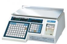 Торговые весы CAS LP-30 ver. 1,6  TCP/IP