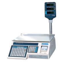 Торговые весы CAS LP-30R ver. 1,6  TCP/IP