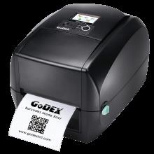 "RT730iW, термо/термотрансферный принтер, 300 dpi, 5 ips, ширина 4.25"", USB+LAN+RS232+LPT"