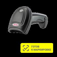 Беспроводной сканер штрих-кода АТОЛ SB2109 BT USB (чёрный)