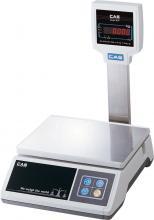 Настольные весы CAS SWII-10P