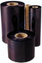 """Термотрансферная лента для текстиля Resin E10, 50мм х 300м, 1"""", черная"""