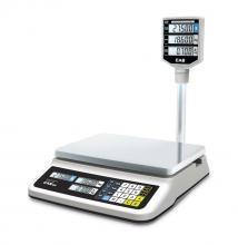 Торговые весы CAS PR-30P LCD, USB
