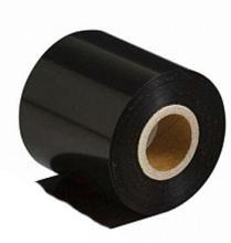 """Термотрансферная лента 450 мм х 40 м, WAX WX4085, черная, 1"""", OUT"""