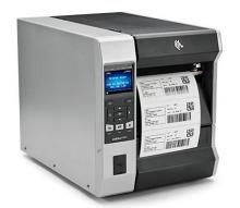 "Термотрансферный принтер Zebra ZT620, 6"", 300 dpi, Serial, USB, Ethernet, Bluetooth, USB Host (ZT62063-T0E0100Z)"