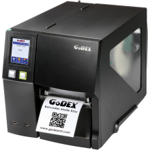 GODEX ZX1300i, промышленный принтер, 300 DPI, и/ф RS232/USB/TCPIP/USB HOST (011-Z3i012-000)