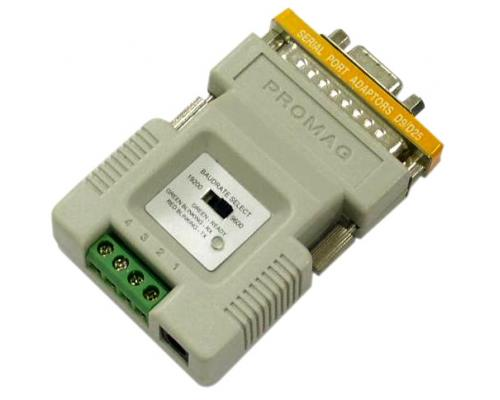 Конвертер RS232C<->RS485