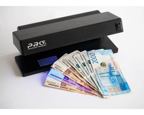 Детектор банкнот PRO-12 LED