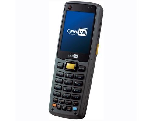 Терминал сбора данных CipherLab 8600L-16MB, лазерный cчитыватель, 29 клавиш, 1100mAh Li-ion, БП, кабель USB(VPort) (A860SLFN212V1)