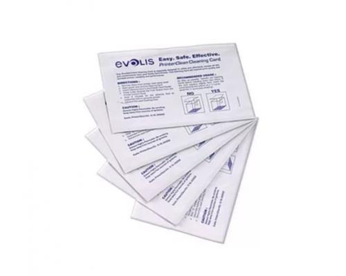 Чистящий комплект для принтера Evolis Avansia, 5 клейких карт (ACL006)