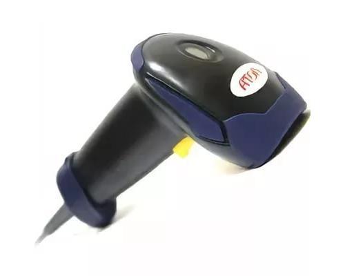 Сканер штрих-кода АТОЛ SB 1101 USB (чёрный) без подставки