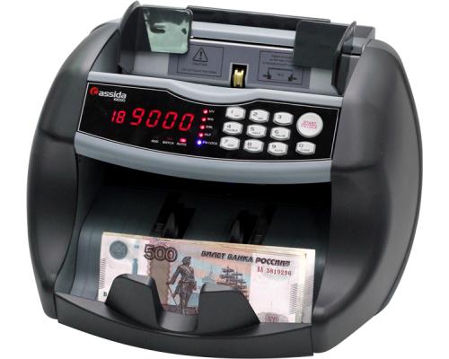 Счетчик банкнот Cassida 6650 UV