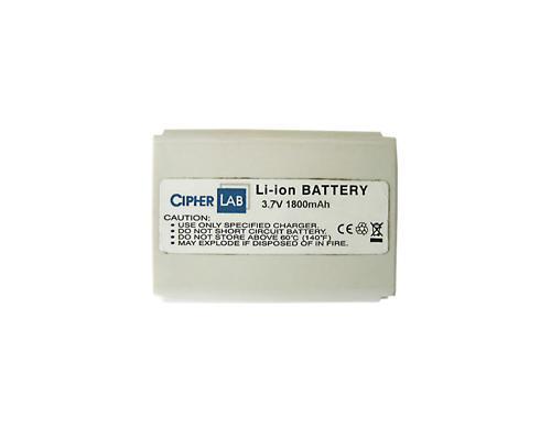 Аккумуляторная батарея CipherLAB 83xx, 1800мАч (KB1A371800L86)