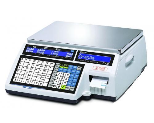 Торговые весы CAS CL5000J-30IB (TCP/IP)