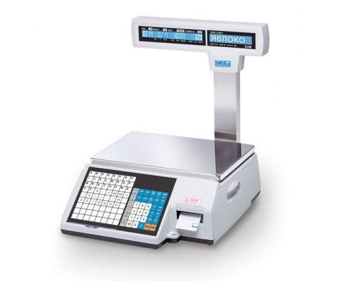 Торговые весы CAS CL5000J-06IP (TCP/IP)