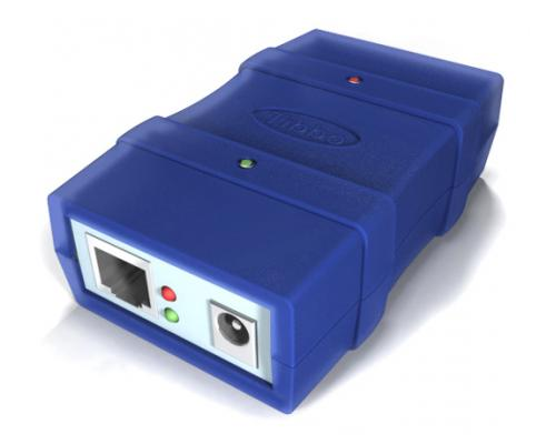 DS100B Конвертер RS232/422/485 в Ethernet
