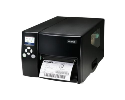 GODEX EZ-6250i Промышленный термо-трансферный принтер, 203 dpi (011-62iF12-000)