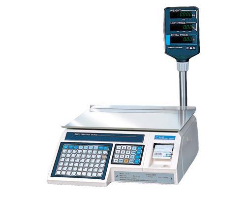 Торговые весы CAS LP-30R ver. 1,6