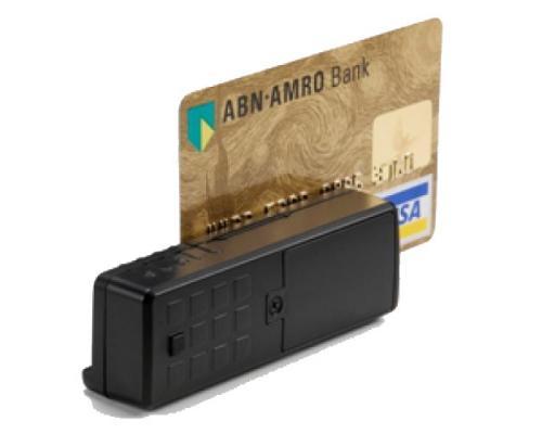 MSR Mini400 - миниатюрный, автономный считыватель магнитных карт