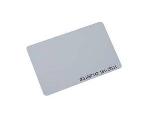 MFA-01, Карточки Mifare, ISO, 1КБ