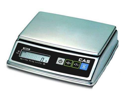 Настольные весы CAS PW-10H