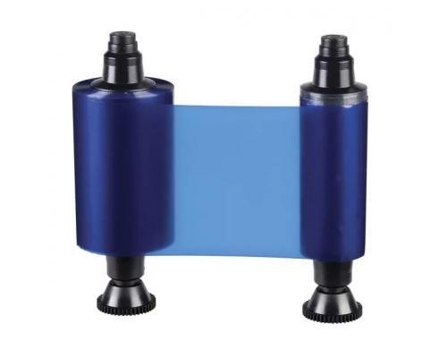 Монохромная лента Evolis синяя, 1000 отпечатков (R2012)