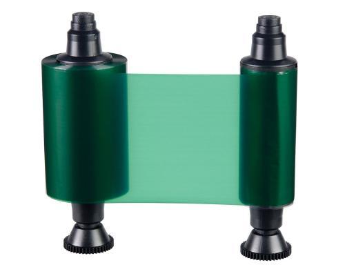 Монохромная лента Evolis зеленая, 1000 отпечатков (R2014)