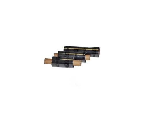 """Термотрансферная лента Wax/Resin WR210, 64 мм х 74 м, 0,5"""", OUT"""