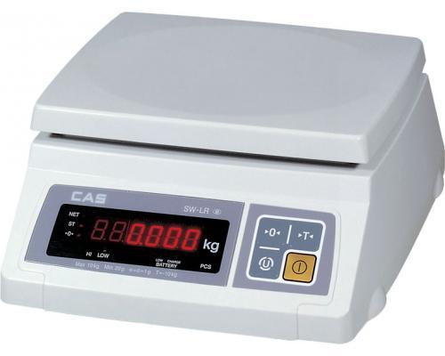 Настольные весы CAS SWII-10 (DD)