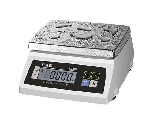 Настольные весы CAS SW-10W (DD)