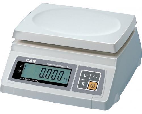 Настольные весы CAS SW-10 (DD)