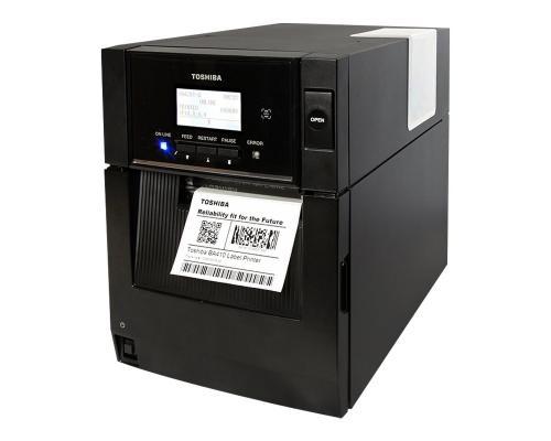 Термотрансферный принтер Toshiba BA410T, 203 dpi, USB, BT, LAN (BA410T-GS12-QM-S)