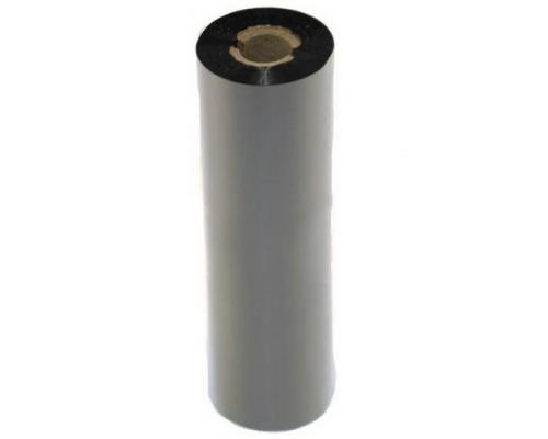 "Термотрансферная лента 110 мм*74 м, WAX A10.1, черная, внутр. диам. 0,5"", OUT"