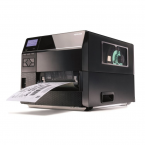 Термотрансферный принтер Toshiba B-EX6T3, 203 dpi, USB, LAN (B-EX6T3-GS12-QM-R)